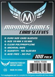 Mayday Games Card Sleeves 7028 (59x92mm)