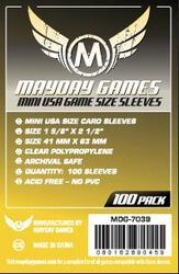 Mayday Games Card Sleeves 7039 (41x63mm)