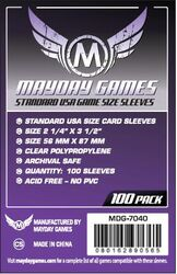 Mayday Games Card Sleeves 7040 (56x87mm)