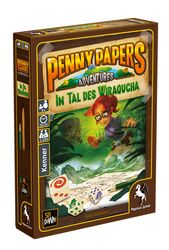 Penny Papers Adventures: Im Tal der Wiraqucha