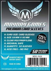 Mayday Games Premium Card Sleeves 7029 (59x92mm)