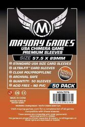 Mayday Games Premium Card Sleeves 7078 (57,5x89mm)