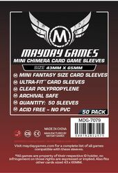 Mayday Games Premium Card Sleeves 7079 (43x65mm)