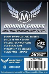 Mayday Games Premium Card Sleeves 7080 (45x68mm)
