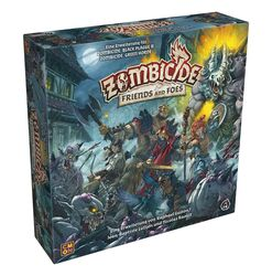 Zombicide - Green Horde - Friends and Foes (Erweiterung)
