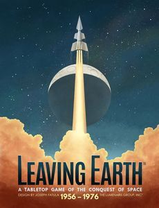 Leaving Earth (englisch)