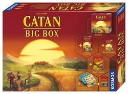 Catan Big Box 2019
