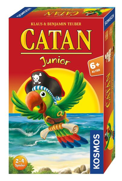 Catan Junior Mitbringspiel