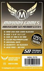 Mayday Games Premium Card Sleeves 7075 (41x63mm)