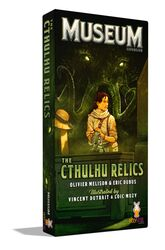 Museum - The Cthulhu Relics (Erweiterung)