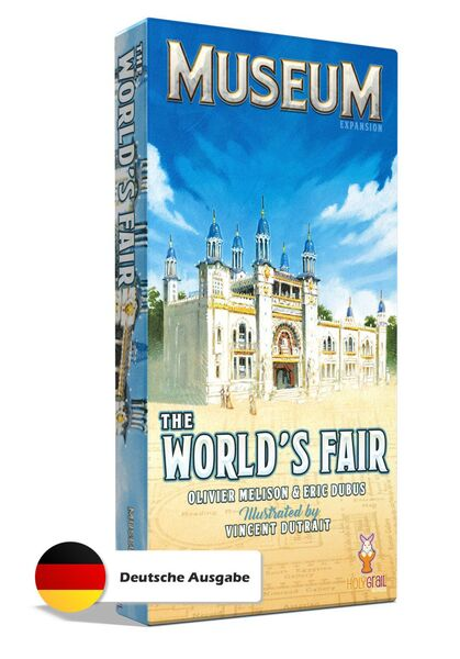 Museum - The Worlds Fair (Erweiterung)