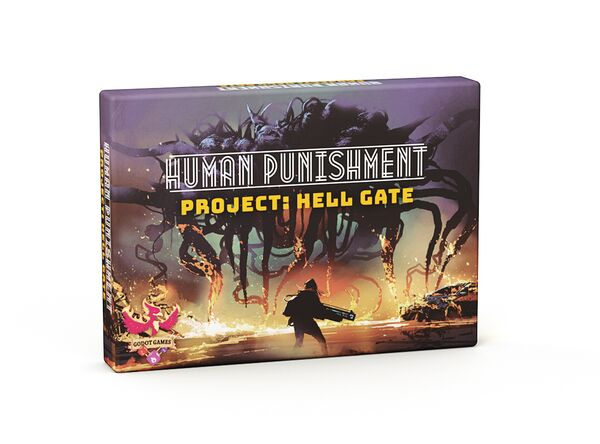 Human Punishment: Social Deduction 2.0 - Project: Hell Gate (Erweiterung)