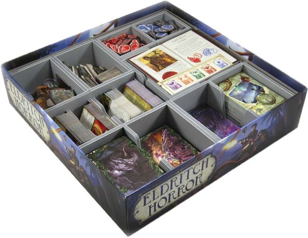 Folded Space Insert für Eldritch Horror