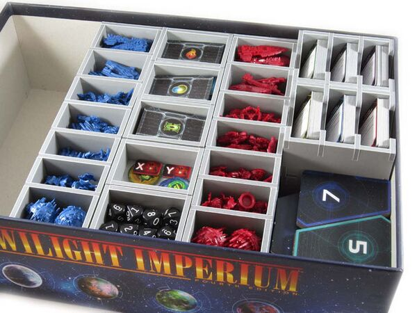 Folded Space Insert für Twilight Imperium 4.Edition