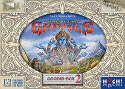 Rajas of the Ganges - Goodie Box 2