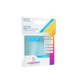 Gamegenic - Prime Sleeves - Blue (73x73mm)