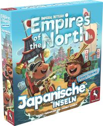 Empires of the North: Japaner (Erweiterung)