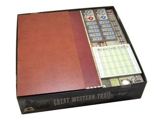 Folded Space Insert für Great Western Trail (v2)