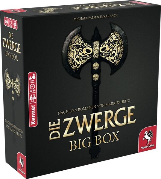 Die Zwerge Big Box