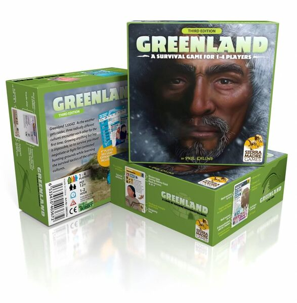 Greenland 3nd Edition (englisch)