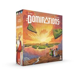 Dominations - Road to Civillization - Special Edition...