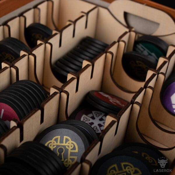 War Chest Organizer