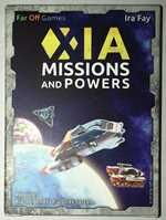 Xia: Legend Of A Drift System: Missions And Powers (Erweiterung, englisch)