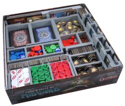 Folded Space Insert für Champions of Midgard