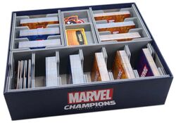 Folded Space Insert für Marvel Champions: The Card Game