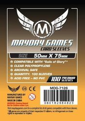 Mayday Games Card Sleeves 7126 (50x75mm)