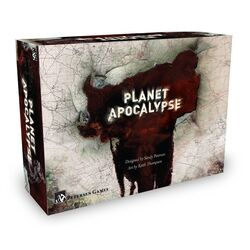 Planet Apocalypse - Core Game (englisch)