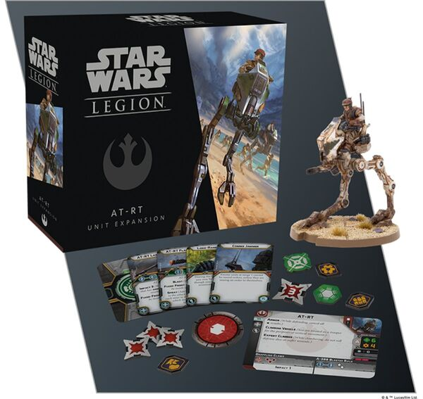 Star Wars: Legion - AT-RT (Erweiterung)