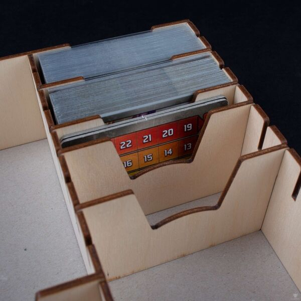 Condensed Collectors Card Crate