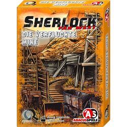 Sherlock Far West: Die verfluchte Mine