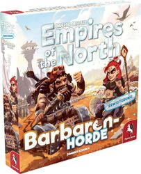 Empires of the North: Barbaren-Horde (Erweiterung)