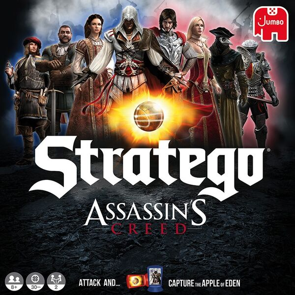Stratego Assassins Creed