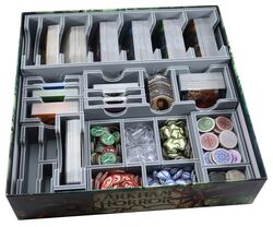 Folded Space Insert für Arkham Horror 3d Edition