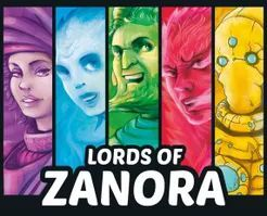 Lords of Zanora (englisch)