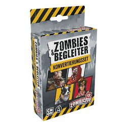 Zombicide 2. Edition - Zombies & Begleiter -...