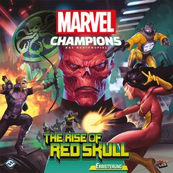 Marvel Champions: Das Kartenspiel - The Rise of Red Skull...