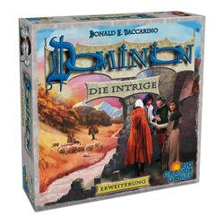 Dominion - Intrige 2. Edition (Erweiterung)