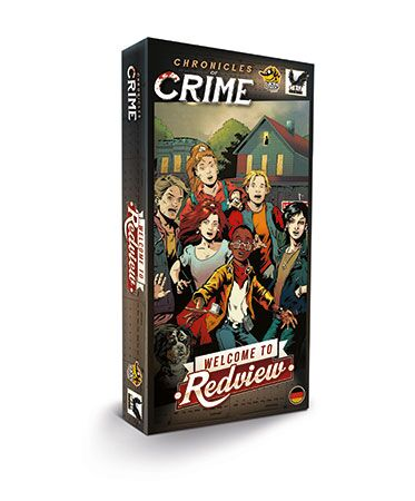 Chronicles of Crime - Willkommen in Redview (Erweiterung)