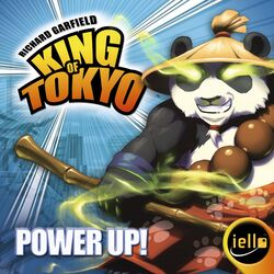 King of Tokyo - Power Up (Erweiterung)
