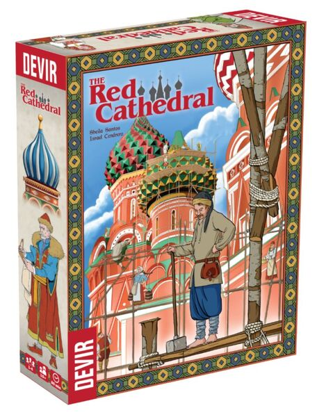 Red Cathedral (englisch)