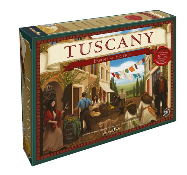 Viticulture Tuscany Essential Edition (Erweiterung)